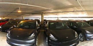 Tesla retrasa las entregas del Model 3 en Europa al 2019