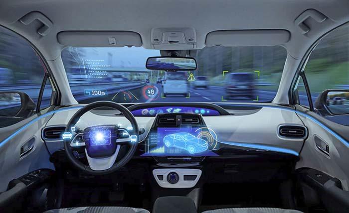 Vehículo autónomo nivel 5