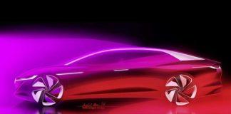 Volkswagen revela el ID VIZZION