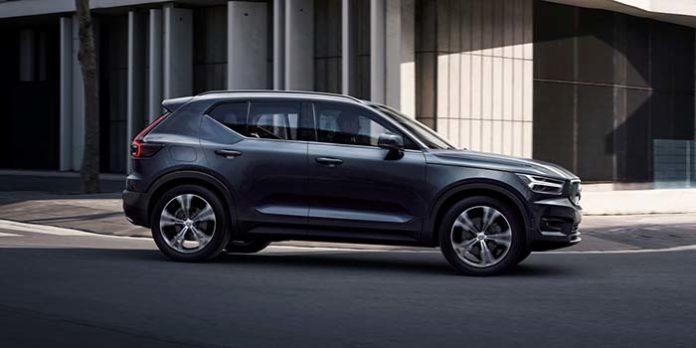 Volvo confirma el XC40 eléctrico