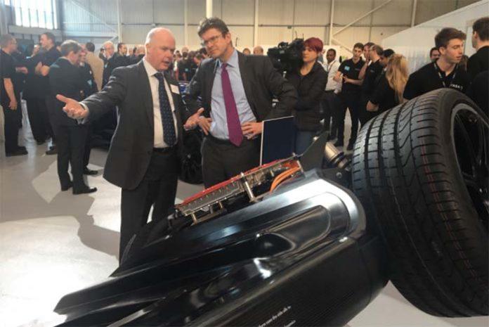 YASA amplía su producción de motores a 100.000 unidades - Inauguración de la nueva fábrica de Oxford