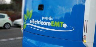 'Madrid, te quiero eléctrico' el concurso de microrrelatos de la EMT