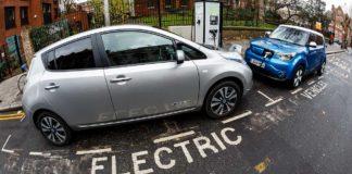 El 60% de los automóviles nuevos en Reino Unido deben ser eléctricos en 2030