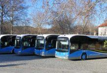 15 nuevos autobuses eléctricos circulan ya por Madrid