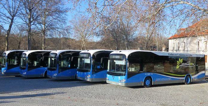 La EMT pone en servicio 15 nuevos autobuses eléctricos