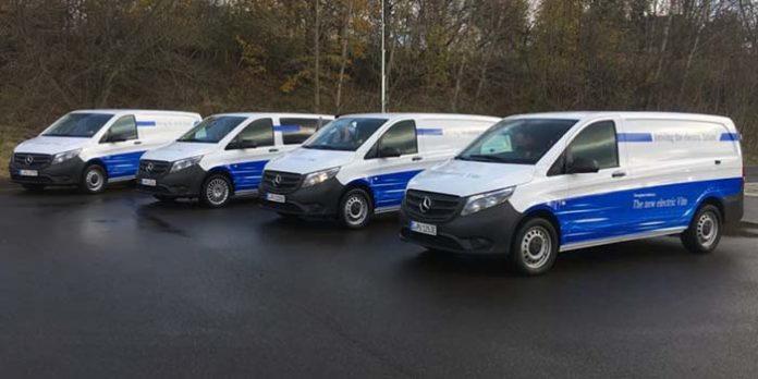 Mercedes arrancará la producción de la eVito este año, pero solo con 400 unidades