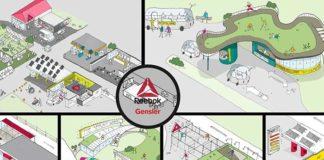Así serán las nuevas estaciones de servicio, según Reebok