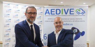 AEDIVE y AEE firman un acuerdo de colaboración
