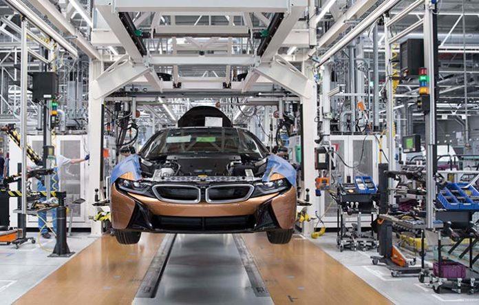 Arranca la producción del BMW i8 Roadster