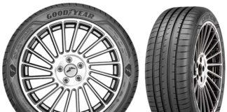 El neumático inteligente de Goodyear