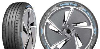 Tecnología Electric Drive de Goodyear para vehículos eléctricos