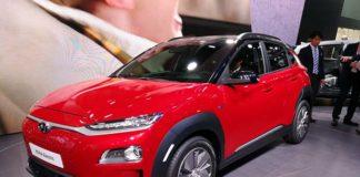 El Hyundai Kona eléctrico en Ginebra