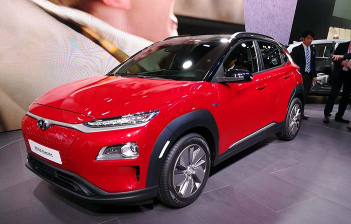 el hyundai kona el ctrico en el sal n de ginebra 2018 movilidad el ctrica. Black Bedroom Furniture Sets. Home Design Ideas