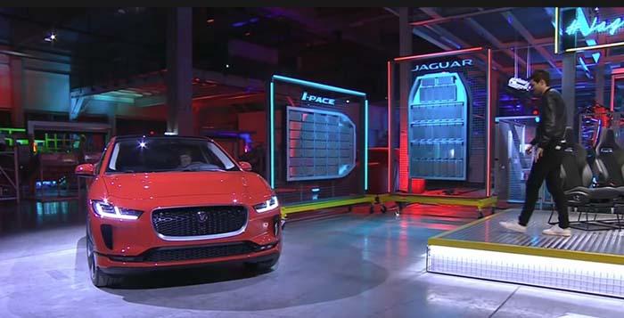 El Jaguar I-Pace ya es una realidad, desde 79.100€ en España