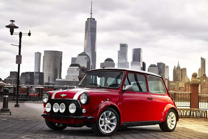 MINI Electric, la versión eléctrica de su coche más clásico