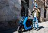 MOVO, nuevo servicio de motosharing en Madrid
