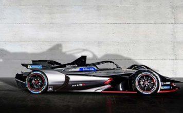Nissan presenta el prototipo de su monoplaza para la Formula E en Ginebra