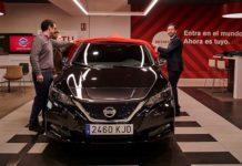 Se entrega en España la primera unidad del Nissan Leaf 2.ZERO