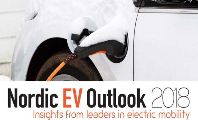 La AIE publica las claves del desarrollo de la movilidad eléctrica en la región nórdica