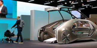 Renault presenta EZ-GO en Ginebra, la movilidad urbana del futuro