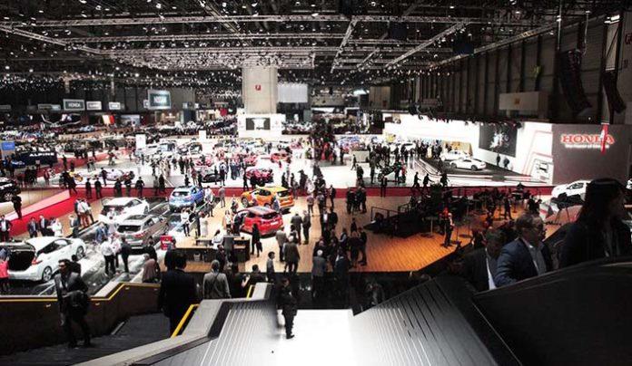 Salón de Ginebra 2018