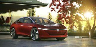 Volkswagen presenta el I.D. VIZZION en Ginebra