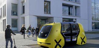 Volkswagen presenta la última versión del SEDRIC para la movilidad compartida