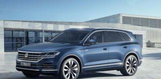 Volkswagen conforma el Touareg híbrido enchufable para Europa