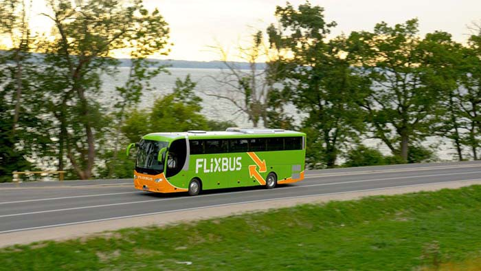 De París a Amiens en autobús eléctrico gracias a FlixBus