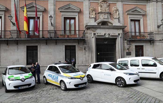 El Ayuntamiento de Madrid renueva su flota con 78 nuevos vehículos eléctricos