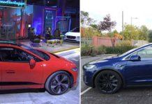 ¿Tiene sentido comparar el nuevo Jaguar I-PACE y el Tesla Model X?