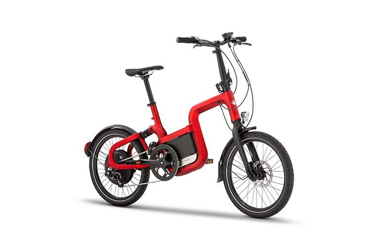 e-bikes de Kymco