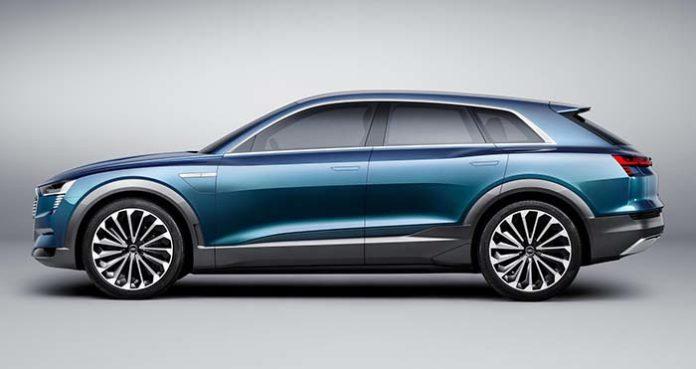 Se abren las reservas en España para el Audi e-tron