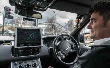 Proyecto Autoplex de Jaguar-Land Rover