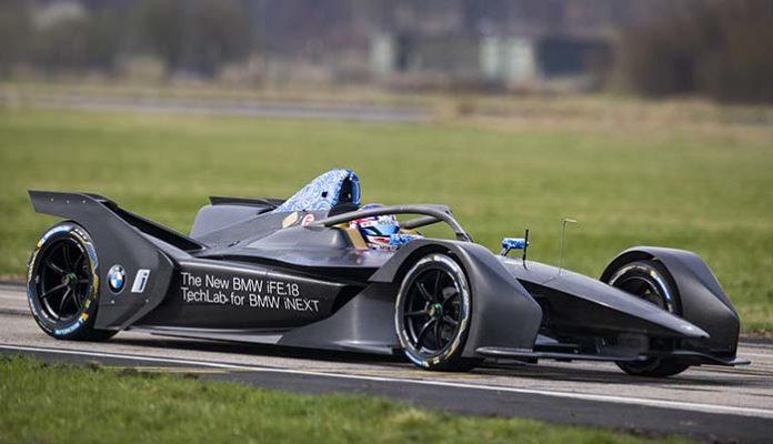 El BMW iFE.18 participará en la Formula E