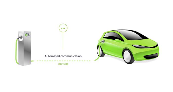 Cable Plug&Charge, recarga automática de vehículos eléctricos bajo la norma ISO 15118