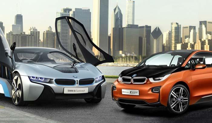 El futuro se complica para el BMW i3 y el BMW i8