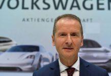 Volkswagen cambia su estructura directiva hacia el vehículo eléctrico