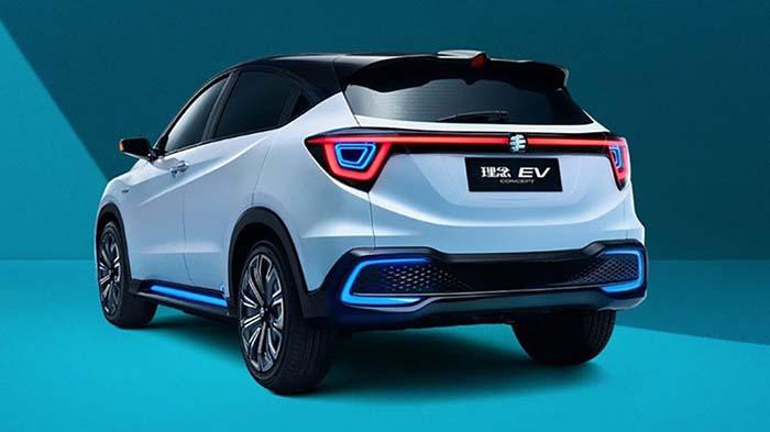 Honda Everus Concept