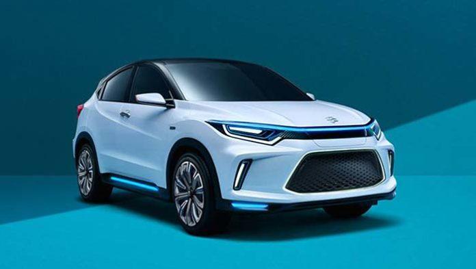 Everus Concept, el prototipo eléctrico de Honda que no saldrá de China