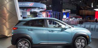 402 kilómetros de autonomía para el Hyundai Kona eléctrico en ciclo EPA