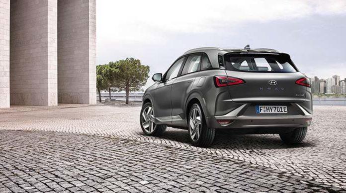 El Hyundai Nexo contará 69.000 euros en Alemania