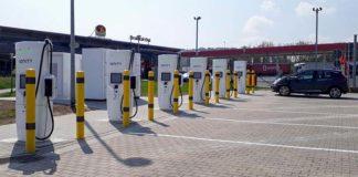 Ionity abre su primera estación de recarga en Alemania