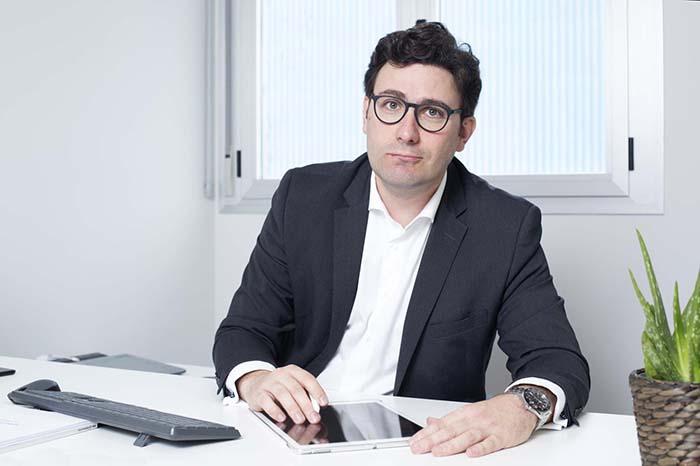 Javier Martínez Ríos, CEO de WiBLE en España