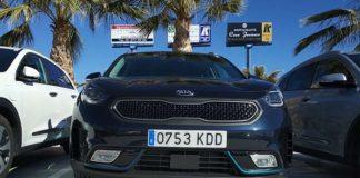 WiBLE dará servicio a la periferia de Madrid con 500 Kia Niro PHEV