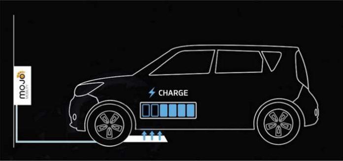 Kia desarrolla un sistema de recarga inalámbrica para vehículos eléctricos