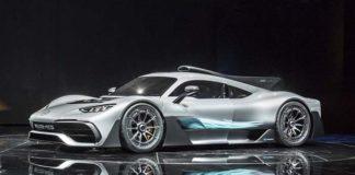 La tecnología del AMG Project One en futuros modelos de Mercedes