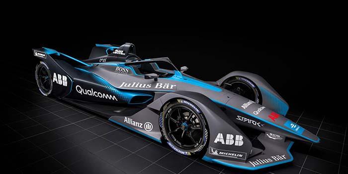Nuevo monoplaza de la Formula E