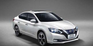 Nissan Sylphy ZE, un coche eléctrico para China con aspecto de Sentra y corazón de Leaf