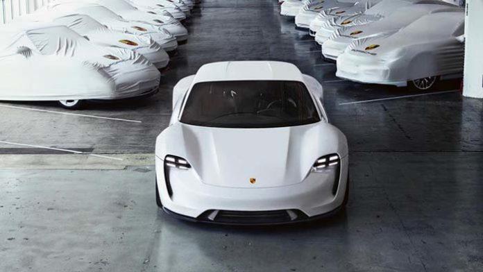 Porsche ya acepta reservas del Mission E en Noruega